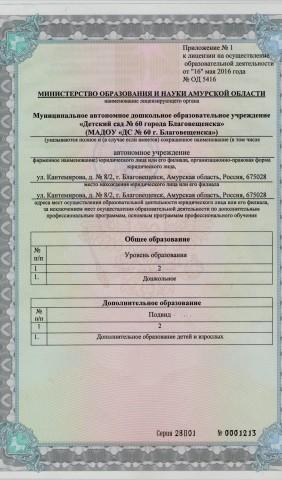 лицензия — 0003